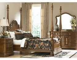 Introducing carmichael a new collection from havertys - King size bedroom sets in atlanta ga ...