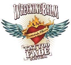 WreckingBalm® Tattoo Removal Gets Social