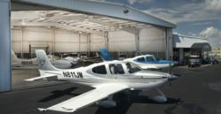 Platinum Aviation Service Hangar - KFXE