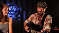 Music Stars on 'Hard Rock Cafe Hollywood Blvd. Presents' on KNBC January 1.