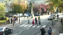 Webcam abbey road london uk