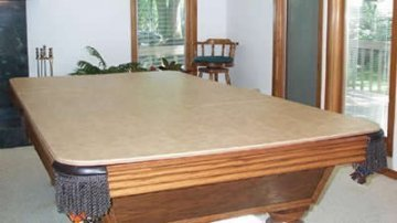 Pool Table Cover Pads ...