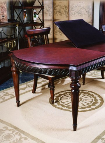 Dining Room Table Pad Custom Manufactured By Ohio Table Pad Company To