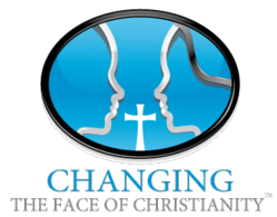 Changing the Face of Christianity Logo