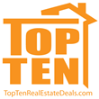 Top Ten Real Estate Logo