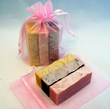An array of Gift Pack selections available online at www.GoatMilkStuff.com.