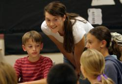 Want to teach in Oregon? Consider George Fox's elementary education adult degree program.