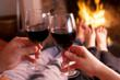 Get cozy in Wine Country with a glass of your favorite Finger Lakes wine by the fire.