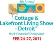 Cottage & Lakefront Living Show - Detroit Fact Sheet