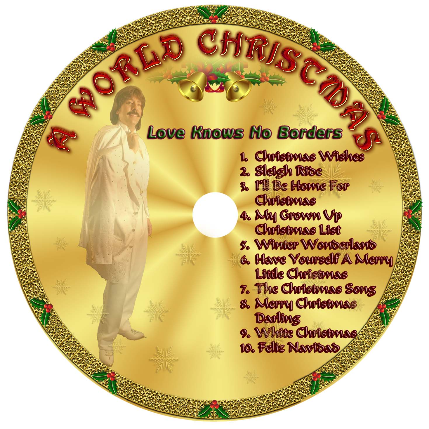 Most Unusual Christmas CD from Shawn Rae Builds a Bridge Between ...