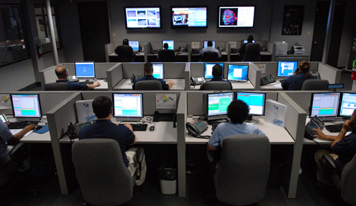 Central Monitoring Station : Acadian monitoring services offers managed access control
