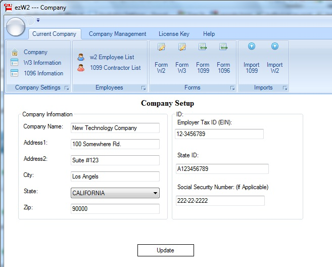 New ezW2 2015 Software Supports White Paper Printing For Employees ...