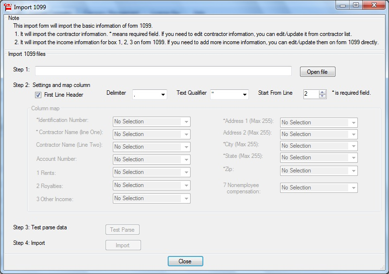 W2 and 1099 Software: New EzW2 2016 Allows for Unlimited Tax Forms ...