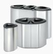 Busch Systems Launches New Stainless Steel Recycling Container Series