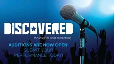 Discovered: The Unsigned Artists Competition
