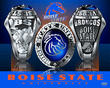 Boise State Selects Jostens as Exclusive Ring Supplier
