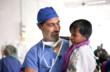 Matthew Fox Returns from Volunteering in India with Operation Smile to...