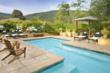 """Warming Pool"" at Bernardus Lodge Spa"