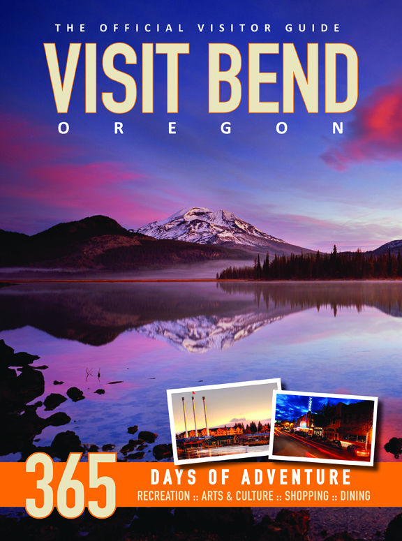 visit bend releases 2011 official visitor guide for bend