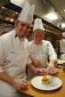 Student Chefs at the Secchia Institute for Culinary Education