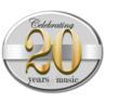 Megatrax Anniversary Logo
