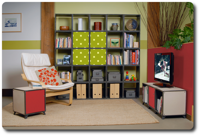 Yube Modular Furniture Allows Consumers to Easily Create
