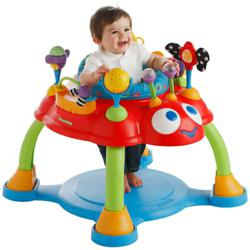 Kolcraft's New Educational Baby Activity Center