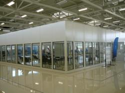 Free standing wall partitions