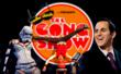Comedian Ray Ellin hosts Gong Show Live