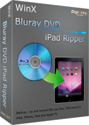WinX Bluray DVD iPad Ripper Giveaway
