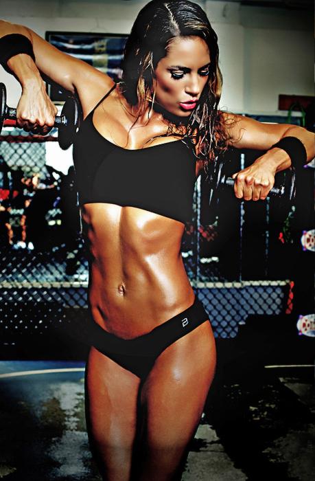 Fitness model jennifer nicole lee jnl fusion method super fitness