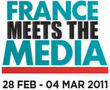And We're Off! France Meets The Media 2011 Is Underway