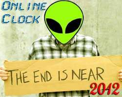 OnlineClock.net is Counting Down to Doomsday