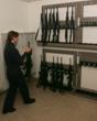 BACS SmartRail Gun Rack