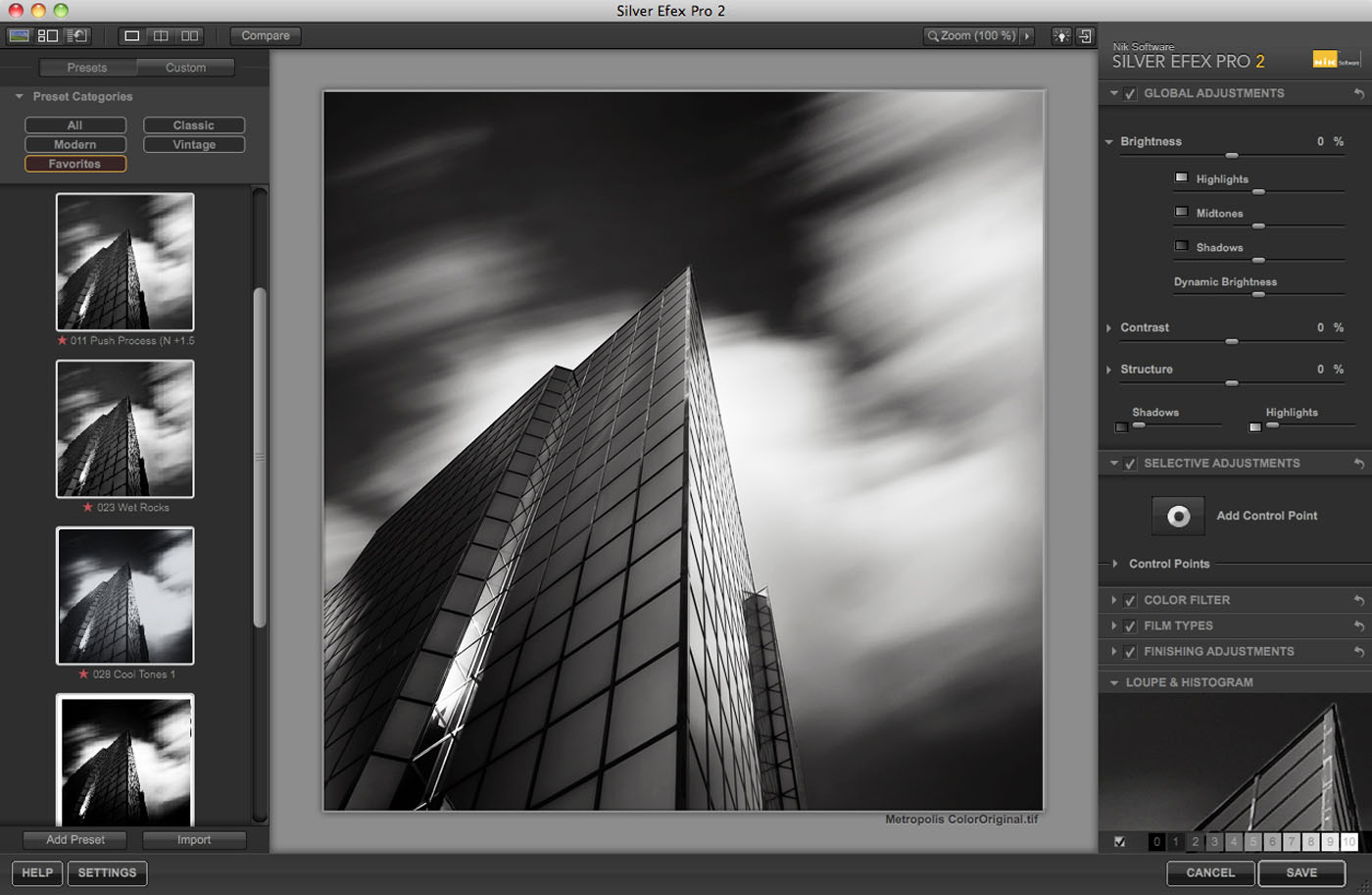 Latest Nik Silver Efex Pro 2 Software