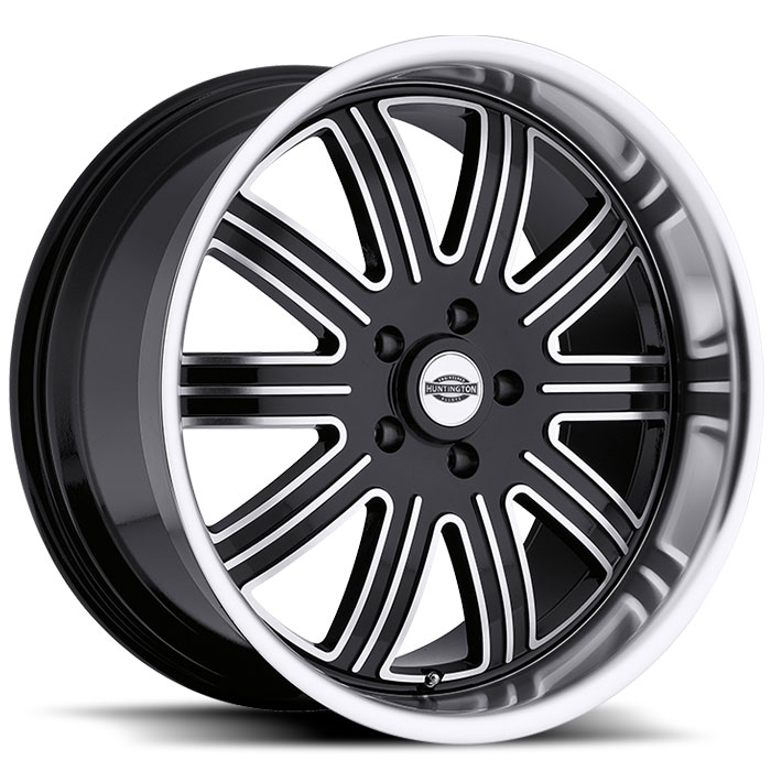 Huntington Aftermarket Wheels For the Camaro SS and Other Modern ...