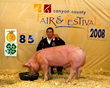 State Fair Pig Grower
