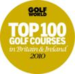 Golf World Top 100 logo