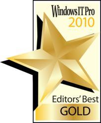 Editors' Choice Gold Award
