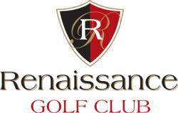 gI 60178 NewRGCShieldLogo HR Renaissance Golf Club vernoemd New England Course van het Jaar