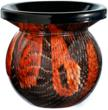 Red Boa Mud Jug