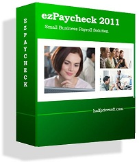 small business payroll software