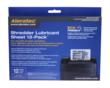 Aleratec Introduces Environmentally Friendly Lubricant Sheets for...