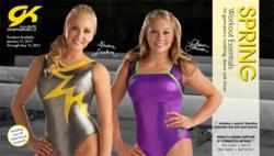 GK Gymnastics Leotards Catalog