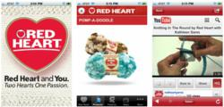 Red Heart iPhone App