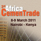 3rd Africa Cementrade Conference, 8-9 March 2011, Nairobi, Kenya