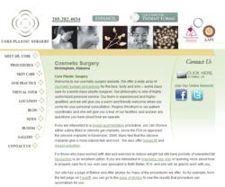 Birmingham Alabama AL plastic cosmetic surgeon surgery breast augmentation facelift