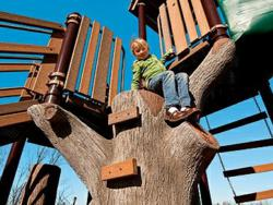 Landscape Structures Nature Inspired Playgrounds And