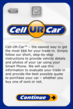 With Cars2Go, you can sell your used car on your mobile phone.