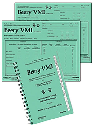 Latest Version Of Beery Vmi Now Available Through Therapro
